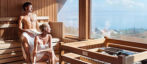 Ostsee Therme Sauna Wellness