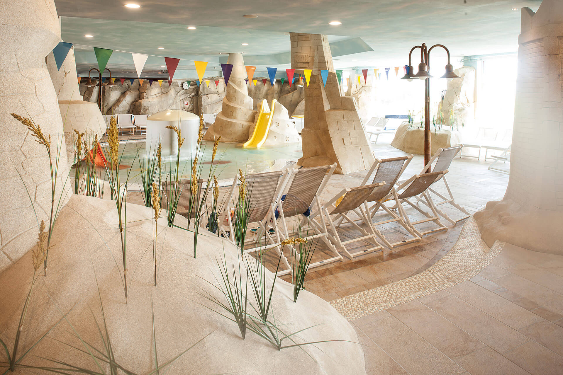 Kinderparadies in der Ostsee Therme