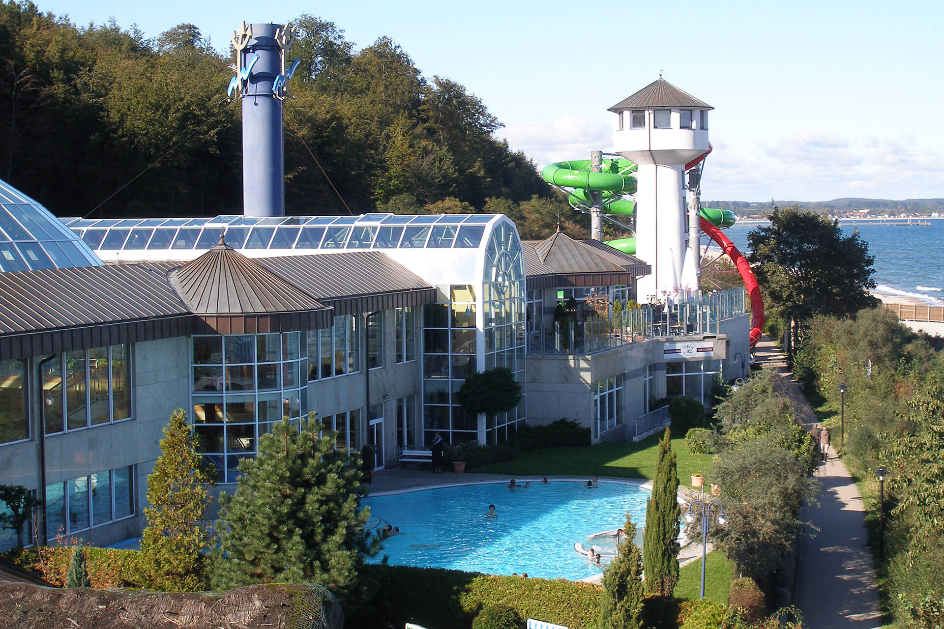 Ostsee Therme Erlebniswelt in Lübeck