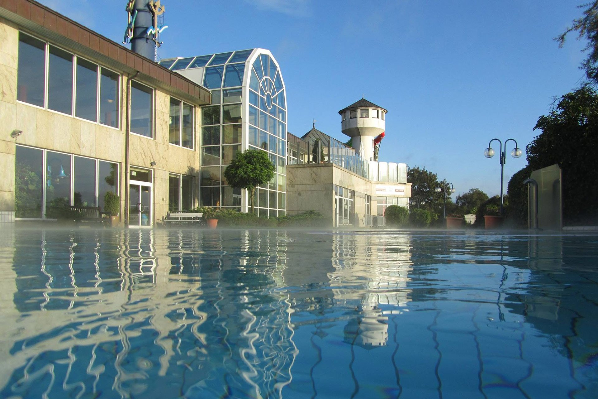 Ostsee Therme Scharbeutz