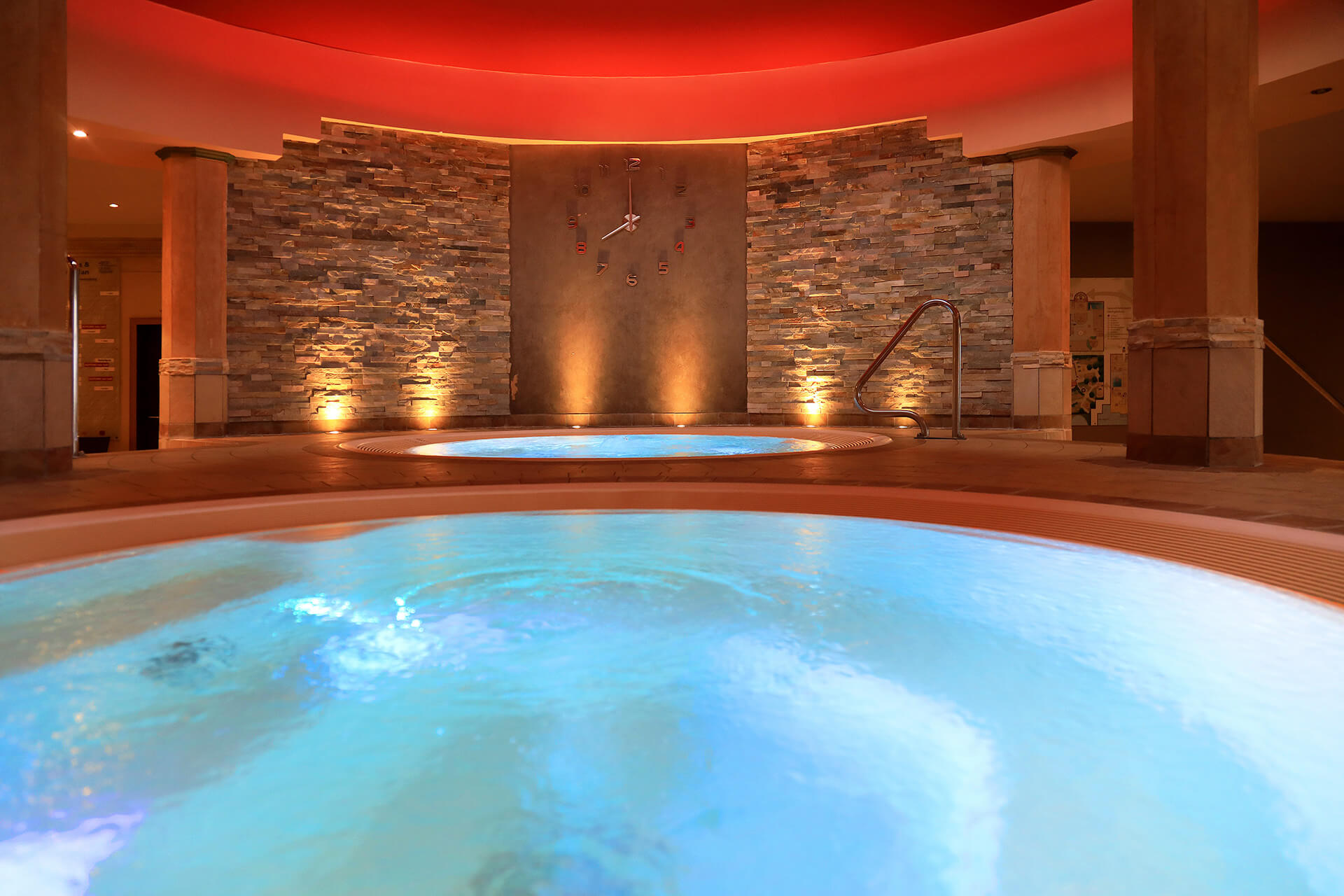 Wellness- & Saunaparadies in der Ostsee Therme